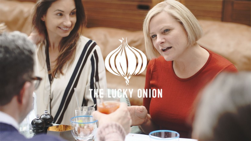 The Lucky Onion – Sunday Lunch with The Ethicurean