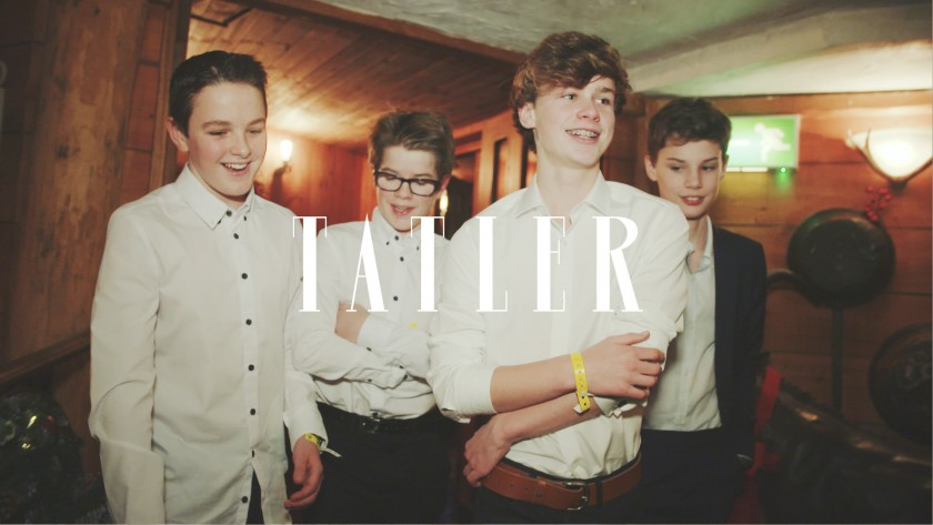 The Teen Tatler Bystander Ball 2015
