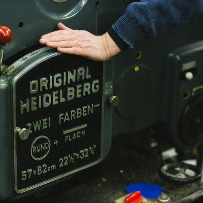 Print Management - Letterpress Machinery - Mechanical Video