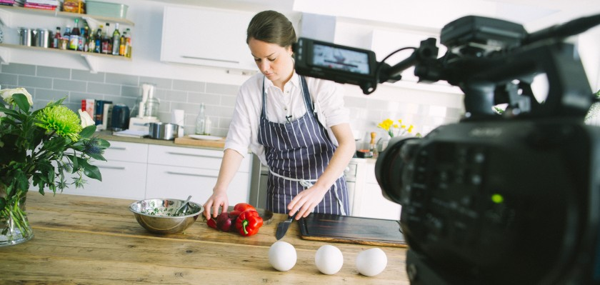 Lulu Cox – Recipe Films – British and seasonal at heart